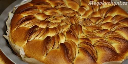 Upečený nugetový chlebíček