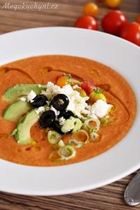 To pravé osvěžení pro horké dny – studená polévka gazpacho