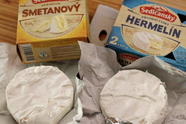 Příprava sýrů