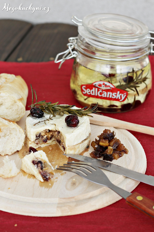 Nakládaný Sedlčanský shruškovým chutney abrusinkami