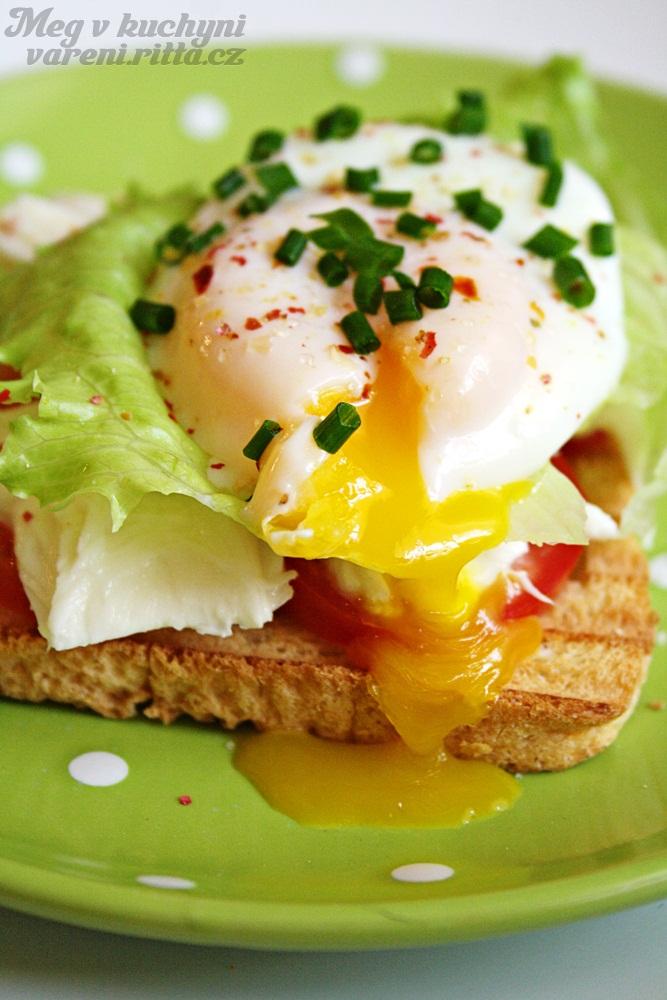 Dokonalá ztracená vejce podle Hestona Blumenthala