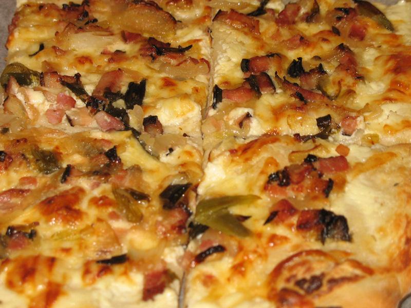 Alsaská pizza