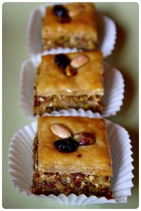 The Daring Bakers' June 2011 Challenge – Baklava