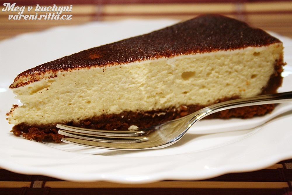 Tiramisu cheesecake | Meg v kuchyni