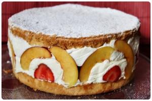 The Daring Bakers' July 2011 Challenge – Fresh Frasier