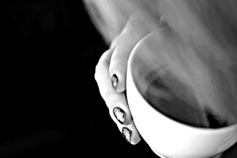 Inspirujte se moderním uměním černé kávy