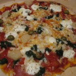 Pizza ve stylu vše, co je doma