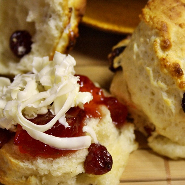 The Daring Bakers' January 2012 Challenge – Scones